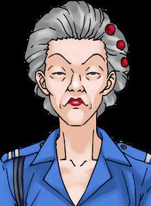 Wendy Oldbag Portrait