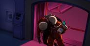 Astronaut escape