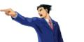 PXZ2 Phoenix Wright (zoom) - objecting (left).png