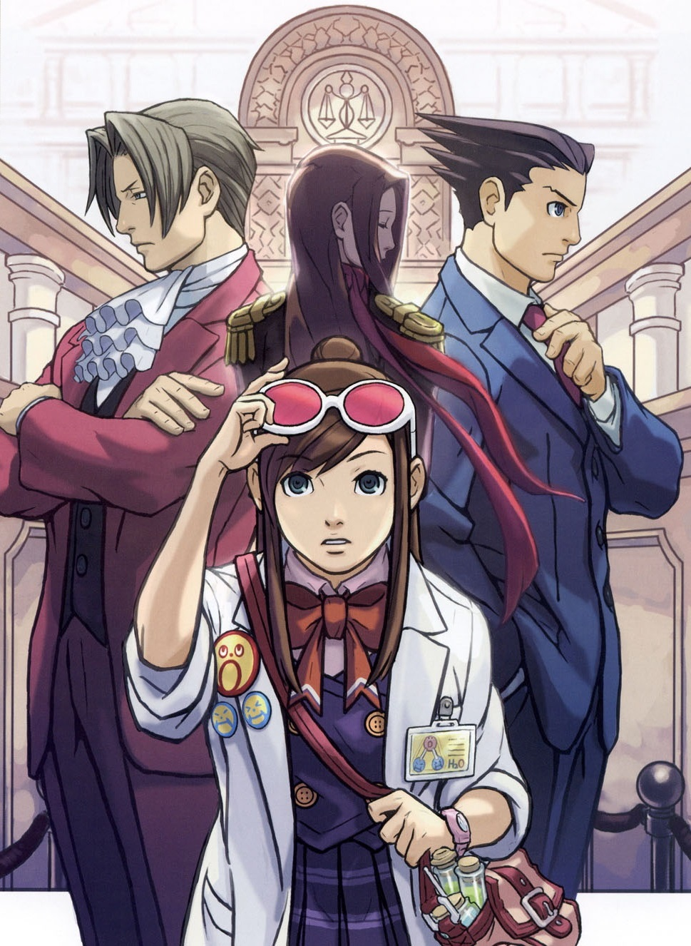 Phoenix Wright: Ace Attorney/Episode 5: Rise from the ...