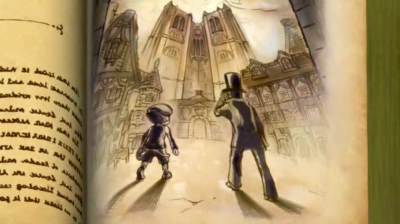 File:Layton and Luke in the book.png