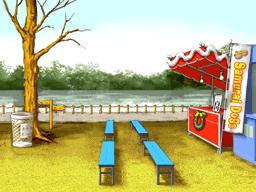 Gourd beach