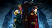 Labyrinthia trio