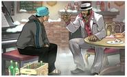 Talking to Shadi