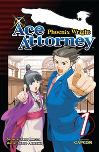 Wright Manga 1