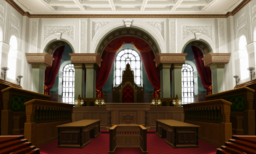 English Courtroom