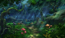 Forest of Lost Way