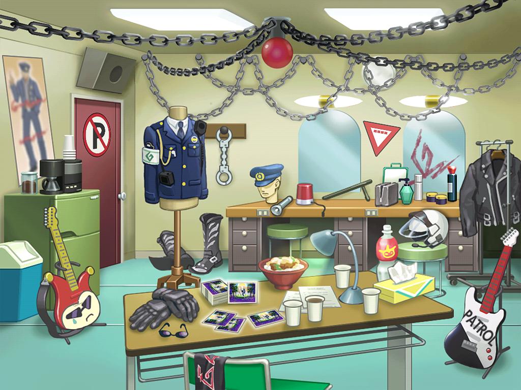 Gavinner Dressing Room