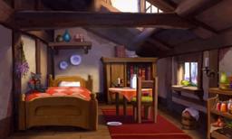 Espella's Room