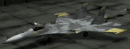 Su-37 Yellow 13 color Hangar