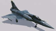 Mirage 2000-5 Hangar