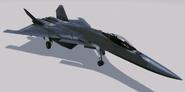 CFA-44 Nosferatu Hangar