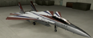 F-15SMTD Mercenary color hangar