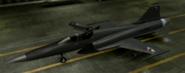 F-20A Mercenary color hangar