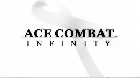 PS3 「ACE COMBAT INFINITY」 ティザームービー