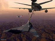 F-117A Refueling (Back II)