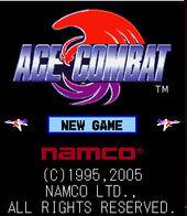 Air Combat EZ Title
