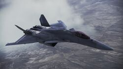 CFA-44 Nosferatu Infinity flyby 1