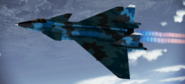MiG-1.44 Event Skin 02 Flyby