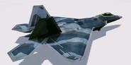 F-22A Event Skin 02 Hangar 2