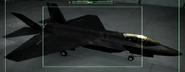 F-35C Razgriz color Hangar