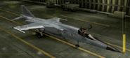 F-1 Soldier color hangar