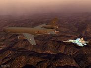 Strike Flanker Refueling (Panoramic)