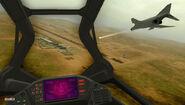 ACE-X XR-45 Cockpit