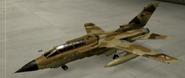 Tornado GR.4 special color hangar