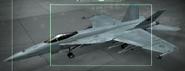 F A-18E OMDF color Hangar