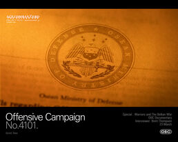 Offensive Campaign No.4101 Wallpaper 1280x1024