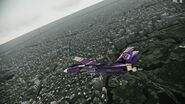 F-14D -Violet Rose-