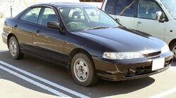 Honda Integra 1996 4door