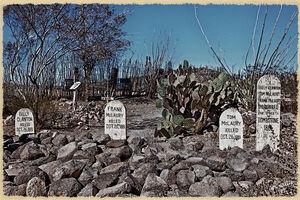 Af tombstone