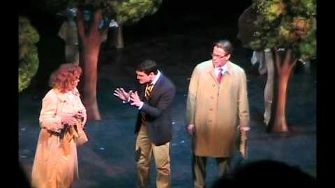 The Addams family musical - one normal night
