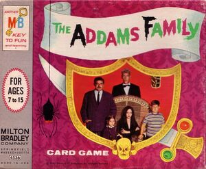 Af card game box