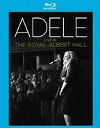 Adele Live At The Royal Albert Hall Blu Ray 2