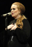 Adele - Someone Like You (Live, 2011)