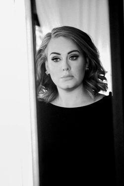 Adele Tour Portrait