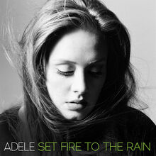 Adele-set fire to the rain s
