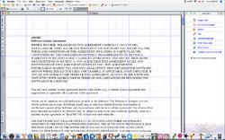 Adobe Acrobat 6 Professional Mac OS X Tiger