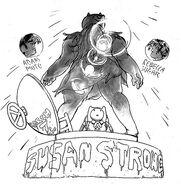 Susan Strong Promotional Artwork