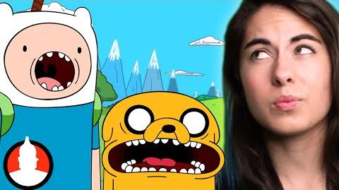 Top 5 Adventure Time Theories - Cartoon Conspiracy (Ep. 15)