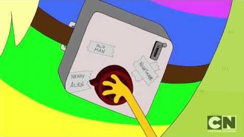 Adventure Time - Adventure Time Universal Translator