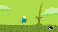 S5 E45 - Dream world Finn and Grass Sword