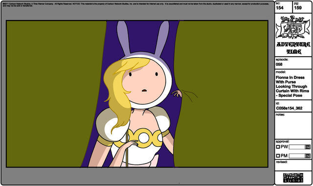 File:Modelsheet fionna indress withpurse lookingthroughcurtain withrims - specialpose.jpg