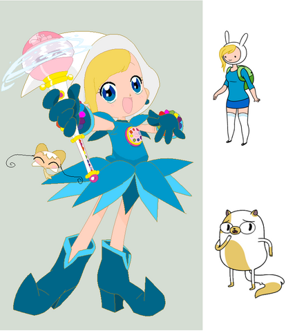 File:Fionna and Cake Magical Doremi.png
