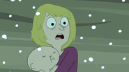 S5e2 Finn's mom horrified