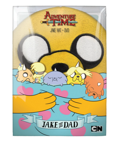 File:Adventure Time Jake the Dad DVD.png