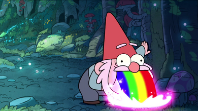 Gnome barf
